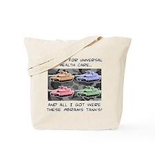 Cool Option public option Tote Bag