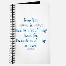 Hebrews 11 1 Scripture Journal