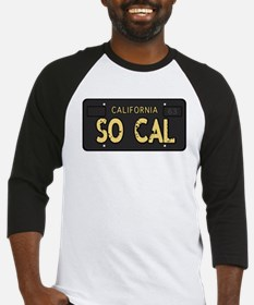 Old socal license plate design Baseball Jersey