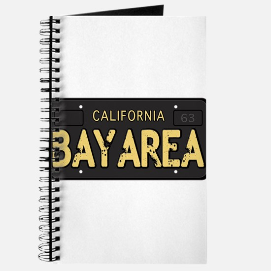 Bay Area calfornia old license Journal