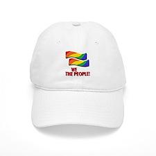 We the people, marriage equality Baseball Baseball Cap