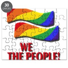 We the people, marriage equality Puzzle
