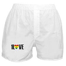 1LOVE GHANA Boxer Shorts