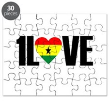 1LOVE GHANA Puzzle