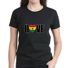1LOVE GHANA T-Shirt