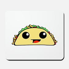 Cute Kawaii Taco Mousepad