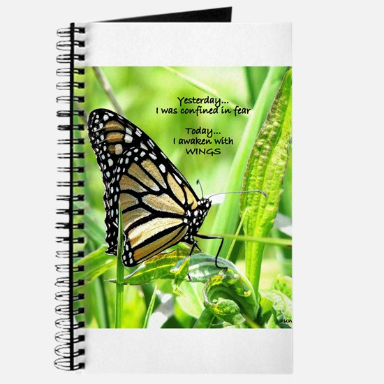 Thinking Butterfly Journal