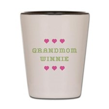 Grandmom Winnie Shot Glass