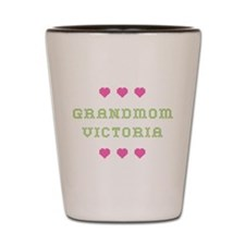 Grandmom Victoria Shot Glass