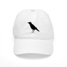 Crow Raven Baseball Cap