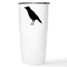 Crow Raven Travel Mug