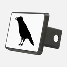 Crow Raven Hitch Cover