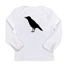 Crow Raven Long Sleeve Infant T-Shirt