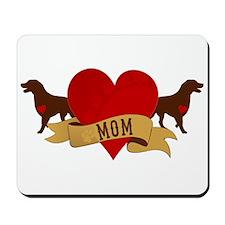 Labrador Mom Mousepad