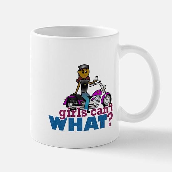 Biker Woman Mug