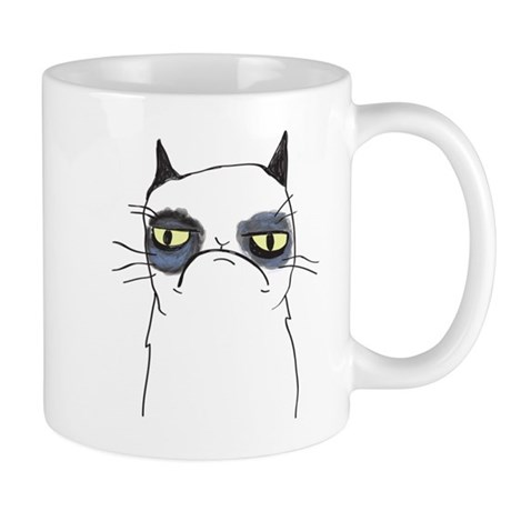 Pissy Cat Mugs