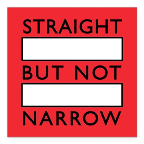 """I Support Marriage Equality Square Car Magnet 3"""" x"""