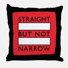 I Support Marriage Equality Throw Pillow