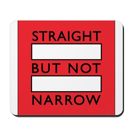 I Support Marriage Equality Mousepad