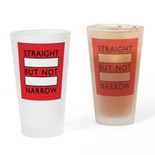 I Support Marriage Equality Drinking Glass