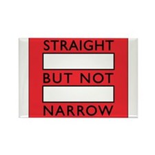 I Support Marriage Equality Rectangle Magnet