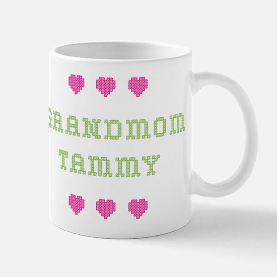 Grandmom Tammy Mug