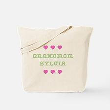 Grandmom Sylvia Tote Bag