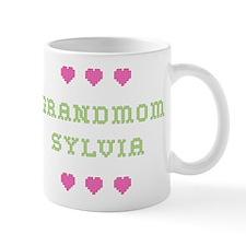 Grandmom Sylvia Mug