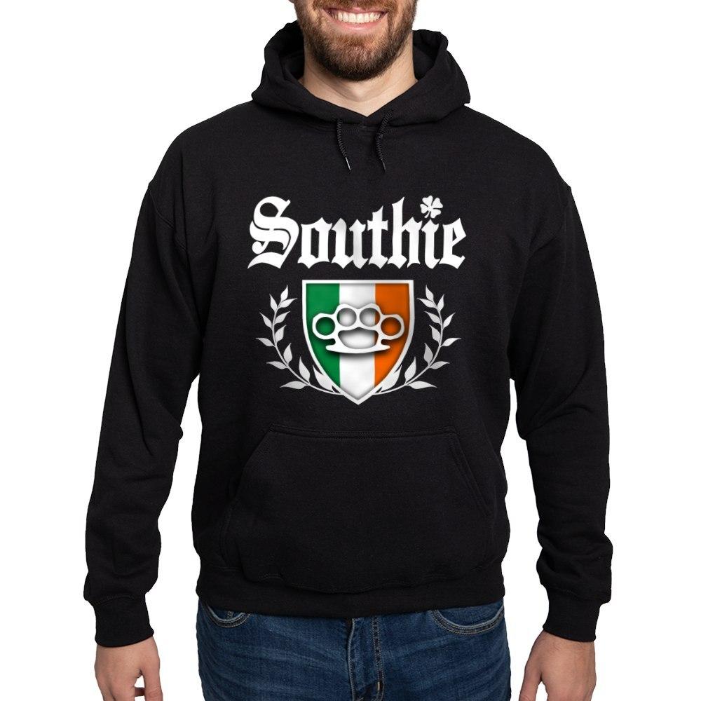 SOUTHIE IRISH Pullover Hoodie CafePress BOSTON Hoodie