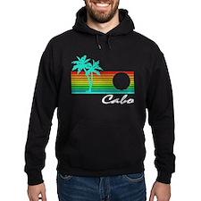 Cabo Vintage Distressed Design Hoody
