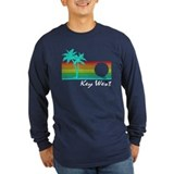 Key west Long Sleeve T-shirts (Dark)