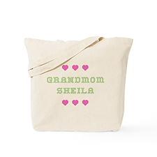 Grandmom Sheila Tote Bag