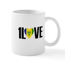 1LOVE ST.VINCENT Mug