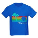 Big island Kids T-shirts (Dark)