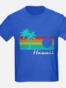 Hawaiian flag t shirts shirts tees custom hawaiian for Hawaiian design t shirts