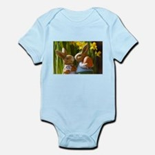 Easter Bunnies Infant Bodysuit