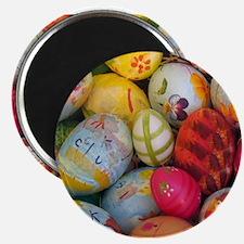 """Easter Eggs 2.25"""" Magnet (100 pack)"""