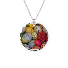 Easter Eggs Necklace