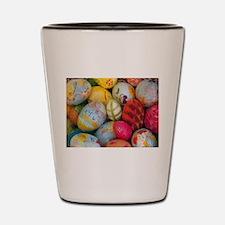 Easter Eggs Shot Glass