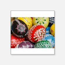 """Easter Square Sticker 3"""" x 3"""""""