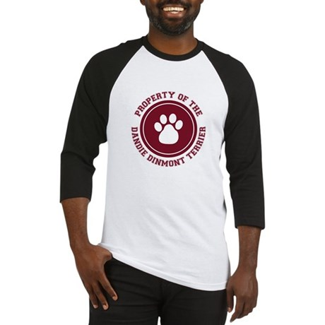 Dandie Dinmont Terrier Baseball Jersey