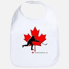 Canadian Hockey Player Bib