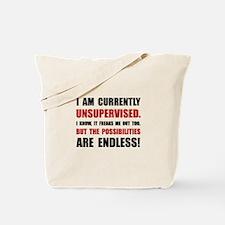 Unsupervised Tote Bag