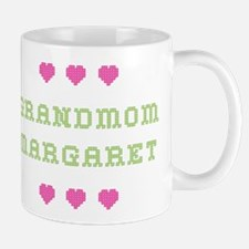 Grandmom Margaret Mug