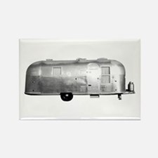 Airstream Trailer Rectangle Magnet