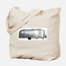 Airstream Trailer Tote Bag
