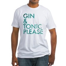 gin tonic please T-Shirt
