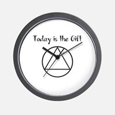 Today is the Gift Wall Clock