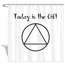 Today is the Gift Shower Curtain