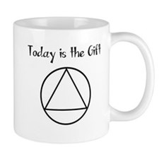 Today is the Gift Small Mug